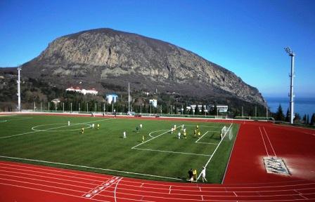 В Криму створюють власну збірну з футболу
