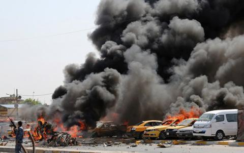 Під час терактів в Іраку загинули 25 осіб