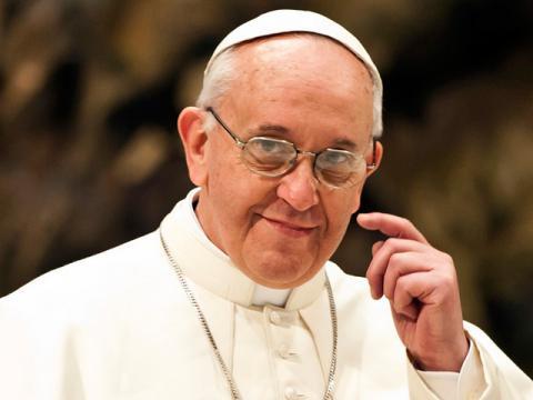 Папа Римський виступив проти прирівнювання одностатевих шлюбів до шлюбу чоловіка та жінки