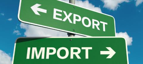Український експорт до Росії скоротився в 4 рази в порівнянні з 2011 роком