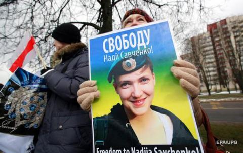 Савченко можуть обміняти за пакетним принципом