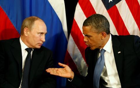 """Обама звинуватив Путіна у просуванні """"вкрай правого націоналізму"""" в ЄС"""