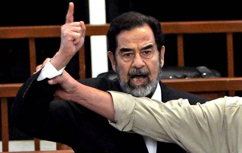 Як судили Саддама Хусейна, - спогади очевидця