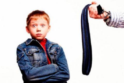 Фізичне покарання дітей призводить до проблем з психікою