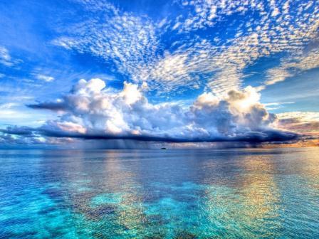 Зміна клімату впливає на рівень Світового океану