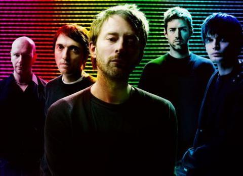 Radiohead зняли мультик (ВІДЕО)