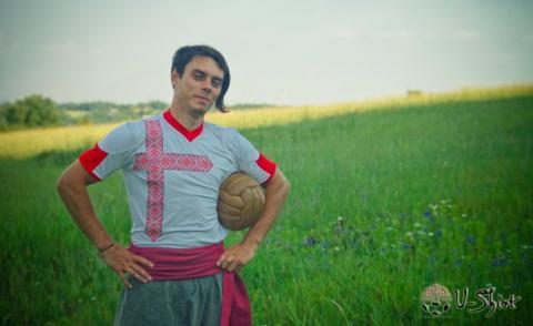 На матч із «Шахтарем» футболісти «Карпат» закликали прийти у вишиванках