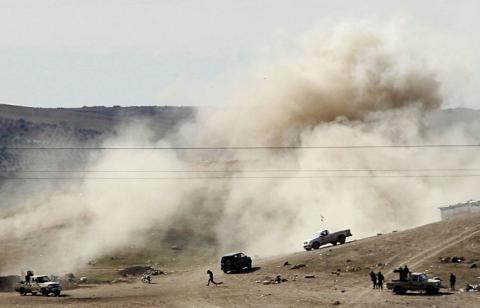 ІДІЛ захопили найбільше газове родовище в Сирії
