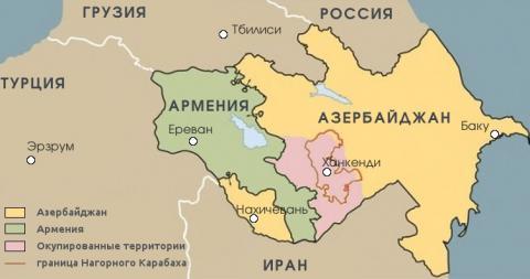 Питання незалежності Карабаху схвалене урядом Вірменії