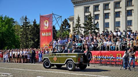 В Одесі повідомили про замінування Куликового поля