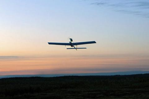 В районі проведення АТО було виявлено 6 безпілотних літальних апаратів
