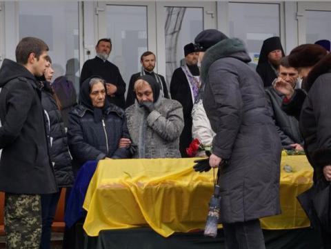 Родичів загиблих учасників АТО звільнили від мобілізації