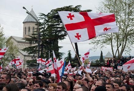 Рада ЄС розгляне питання візової лібералізації для Грузії