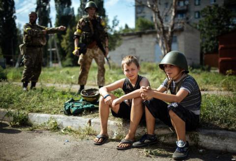 За час АТО на Донбасі загинули 68 дітей