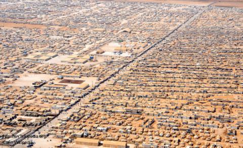 В Йорданії затримали нападника на табір біженців