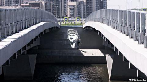 В Санкт-Петербурзі протестують проти мосту Кадирова