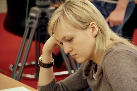 Чемпіонкою Європи з шахів стала українка