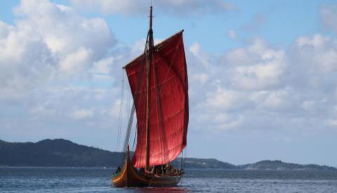 Гігантський корабель вікінгів досяг Канади