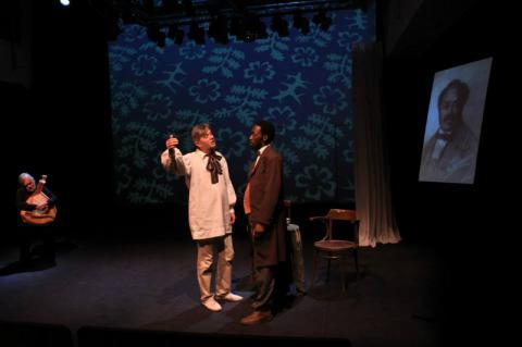 У Нью-Йорку показують виставу про Шевченка