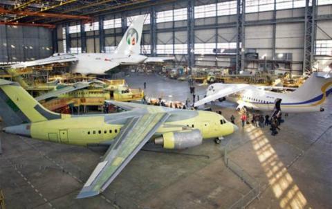 Укроборонпром створив Українську авіабудівну корпорацію