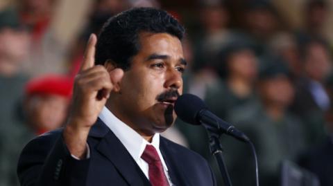 Президент Венесуели відклав свій імпічмент
