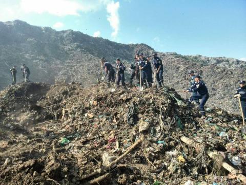 На території Грибовицького сміттєзвалища нових осередків пожежі  не зафіксовано