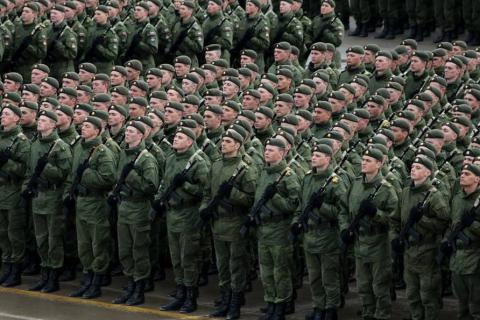 У Росії раптово перевіряють бойову та мобілізаційну готовність армії