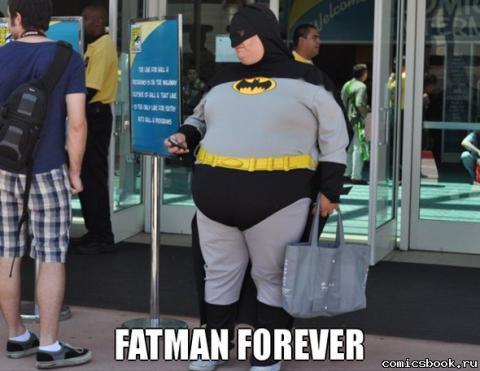 Найвразливішим супергероєм виявився Бетмен