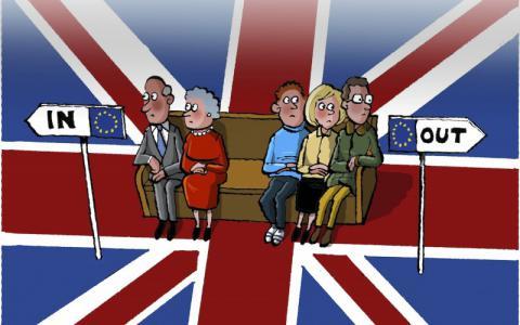 Вихід з Євросоюзу Великобританії обійдеться у 30 мільярдів фунтів в найближчі 4 роки