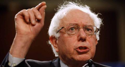 Сандерс пообіцяв підтримати Клінтон
