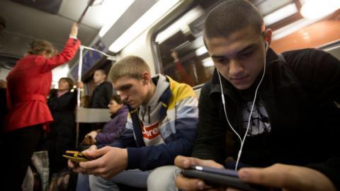 Wi-Fi з'явиться на 10 перегонах київського метрополітену до кінця літа