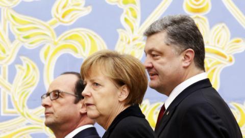 Лідери Франції, Німеччини та України готові до нової зустрічі у нормандському форматі