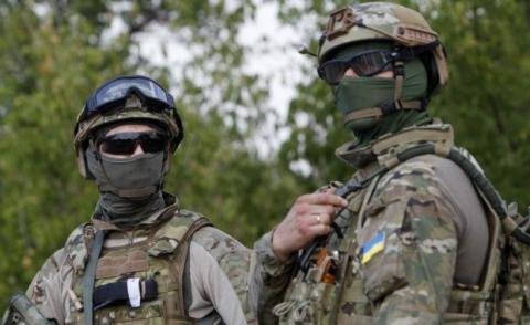 У Збройних сила України випустили перших інструкторів сил спецоперацій