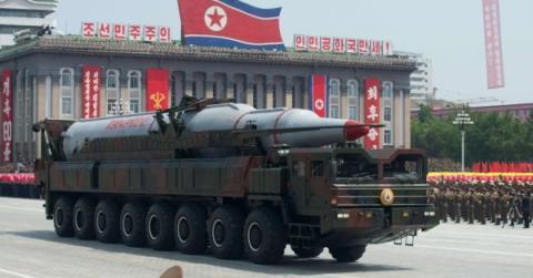 Північна Корея запустила дві ракети