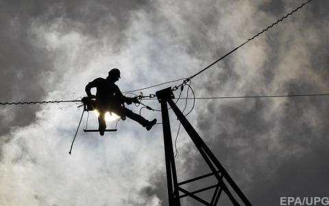 Без струму залишаються 80 населених пунктів