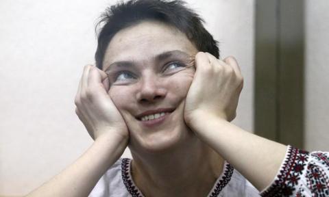 Надія Савченко розповіла про майбутнього чоловіка
