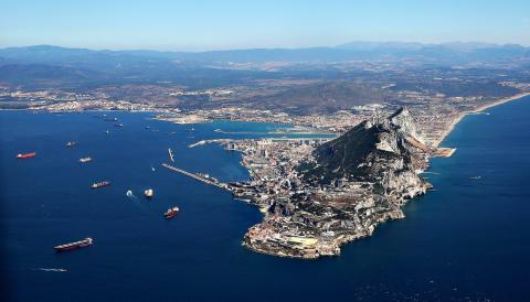 Іспанія заявляє права на Гібралтар