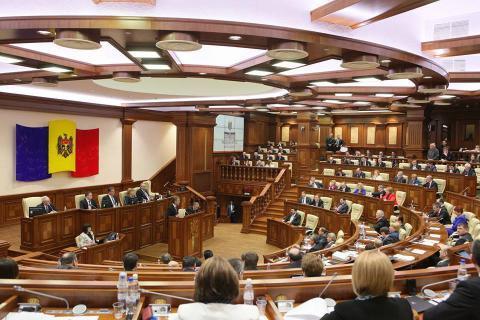 Парламент Молдови ухвалив поправки до виборчого законодавства країни