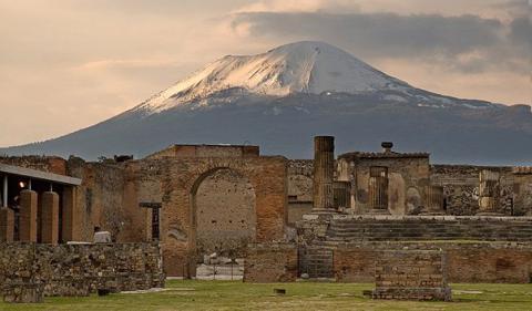 В Помпеях знайшли тіла загиблих під час виверження Везувію