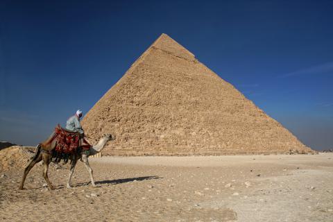 Велика піраміда Хеопса не ідеальна з математичної точки зору, - дослідження