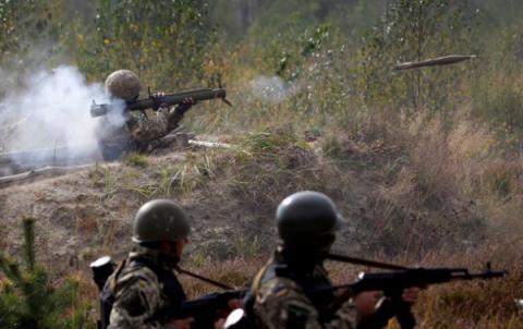 Бойовики 51 раз за добу відкривали вогонь із забороненого озброєння