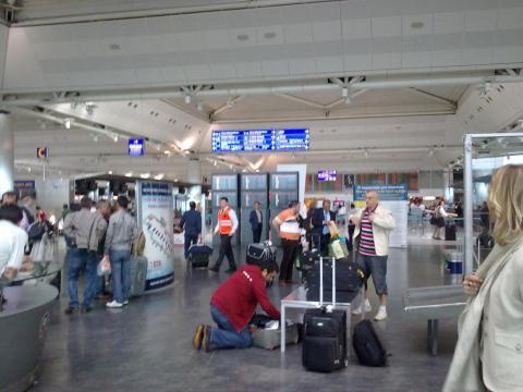 Аеропорт Стамбула відновлює роботу після терактів