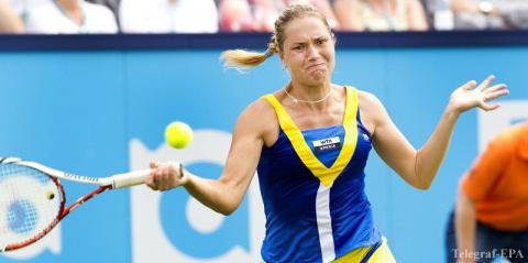 Українка Катерина Бондаренко завершила свої виступи на Вімблдоні