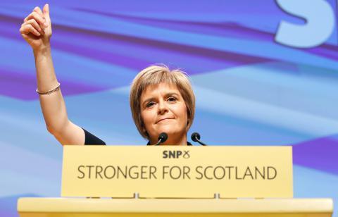 Шотландія відмовляється від виходу з ЄС
