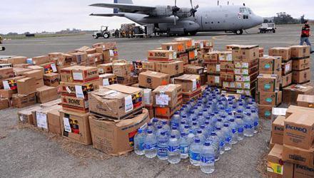 США виділять 23 млн доларів на гуманітарну допомогу Україні