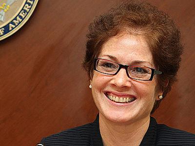 Марі Йованович затверджена новим послом США в Україні