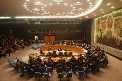 Україна головуватиме в Раді Безпеки ООН в наступному році