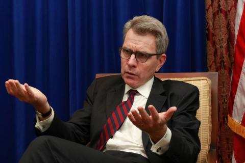 США спонсорує НАБУ технічними засобами