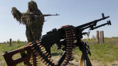 Снайпера, який убив Василя Сліпака, застрелили