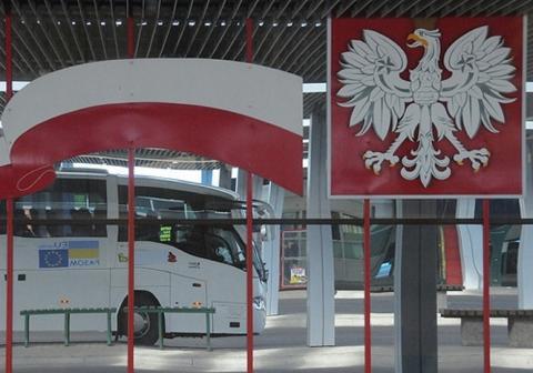 Всі пункти пропуску на кордоні з Польщею знову працюють